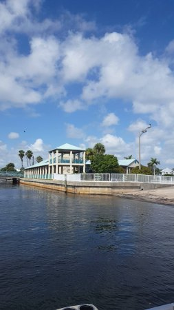 Fort Pierce, FL: View the Indian River Lagoon from MOEC's two-story observation tower.