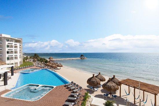 Marina El Cid Spa And Beach Resort Puerto Morelos Mexico