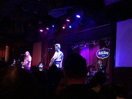 B.B. King Blues Club & Grill: Pau Dones