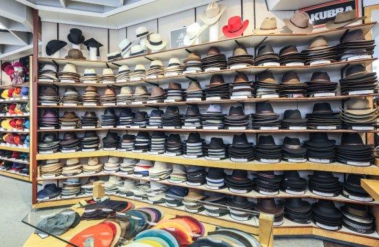 Hut Muhlenbeck: Herren Hüte, Trilbies, Fedora, Bogart von internationalen Marken
