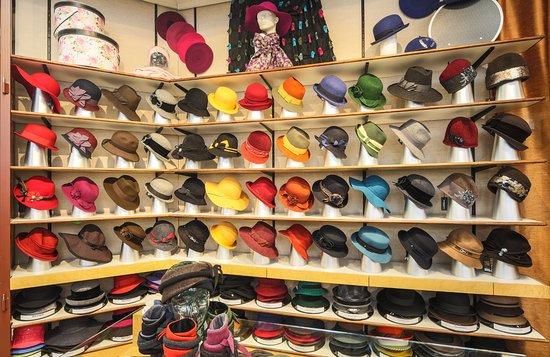Hut Muhlenbeck: Sportliche und festliche Damen Hüte