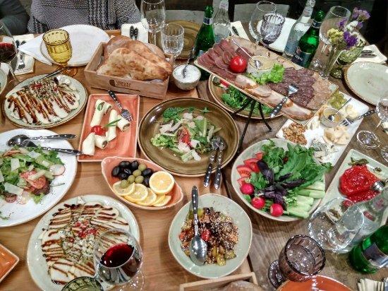 Sherep Restaurant: tasty, tasty, tasty