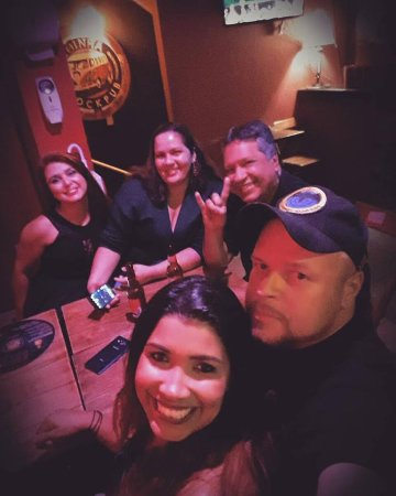 Toinha Rock Pub: Rock com os amigos!!!