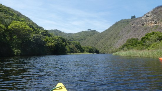 Wilderness, Sudáfrica: Natur pur