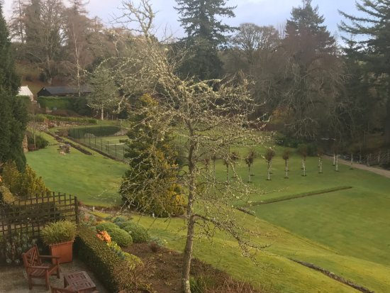 Gidleigh Park: Gardens