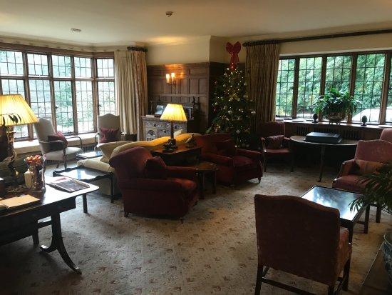 Gidleigh Park: Lounge
