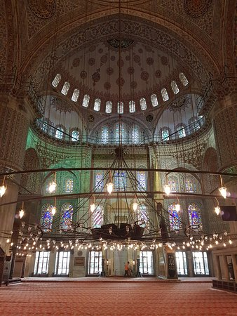 Scoprire Istanbul: Moschea Blu