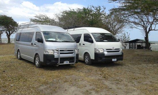 TSO Travel & Tour: Part of our vehicle fleet
