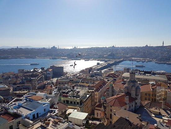 Scoprire Istanbul: Panorama dalla Torre di Galata
