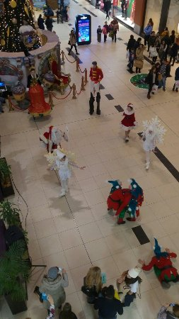 City Park Mall Picture
