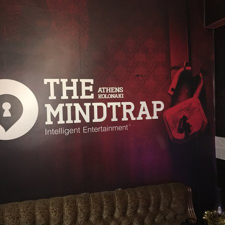 The MindTrap Kolonaki (Athens) - 2019 All You Need to Know BEFORE ... 5818a92ba6b