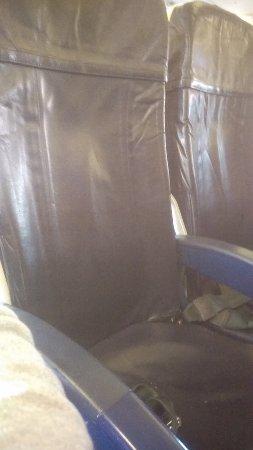Ryanair: Seats