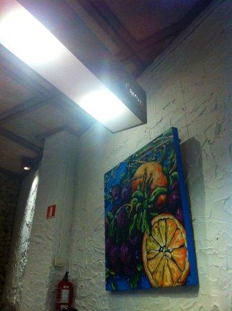 Decoraci n moderna picture of l 39 arruzz alicante - Decoracion alicante ...