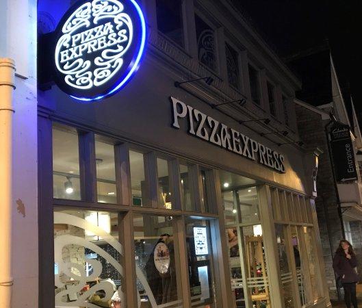 Pizza Express Street 94 High St Updated 2020 Restaurant