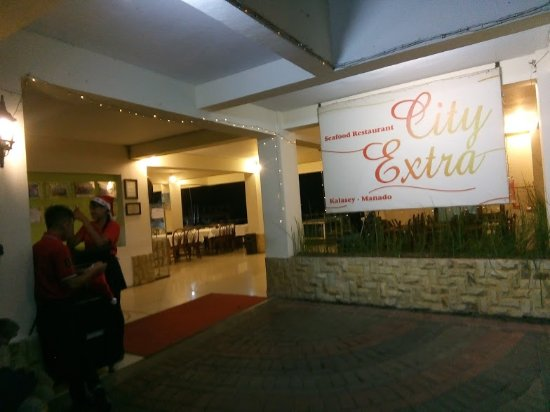 City Extra: gerbang restoran