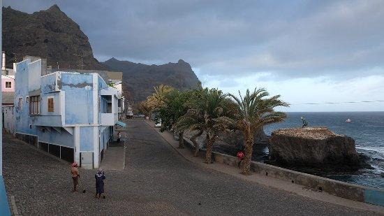 Musica do Mar: Blick vom Balkon