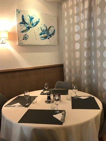 Restaurant des Alpes: Resto