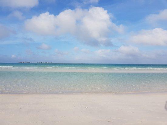 Playa Pilar: bonito lugar