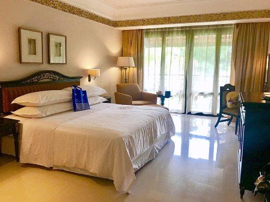 Sheraton Mustika Yogyakarta Resort and Spa: 部屋