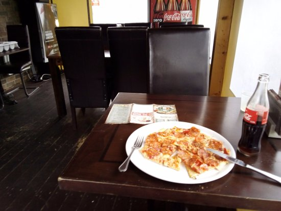 Pizzeria Da Rocco's: Innenansicht
