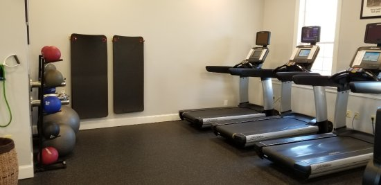Marriott's Manor Club at Ford's Colony: Fitness Center