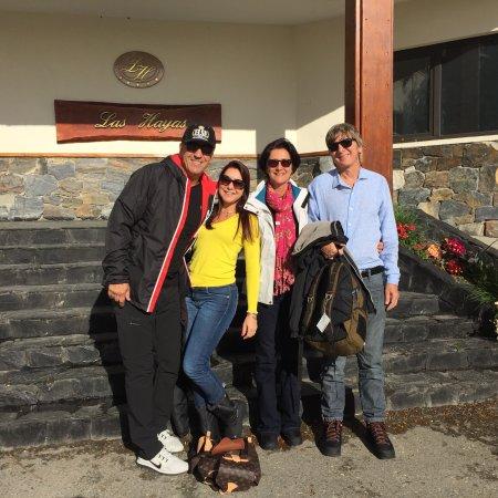 Las Hayas Ushuaia Resort Photo