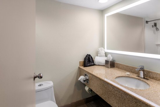 The Grand River Hotel, an Ascend Hotel Collection Member: Well appointed bathrooms.
