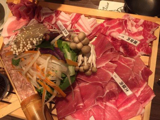 Ganaha Butanikuten Kafuna Asahibashi: 2つのパッケージ