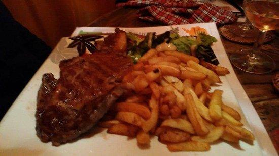 Chez Ferdinand Restaurant Les Pieux