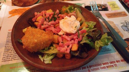 Les Pieux, Prancis: Heerlijk gegeten