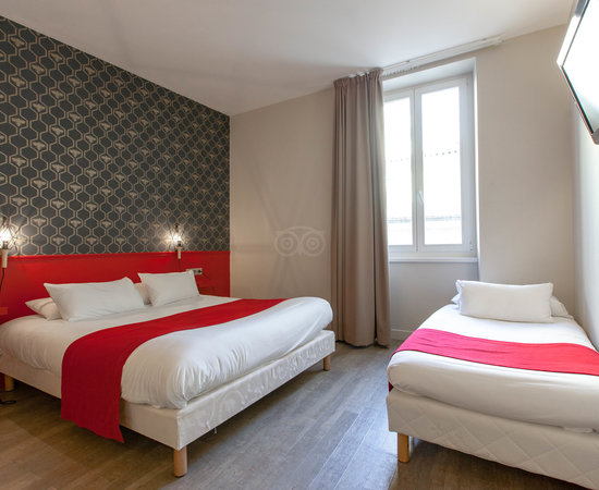 Best Western Hotel Marseille Bourse Vieux Port by HappyCulture, Hotels in Marseille