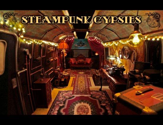 Wixom, Μίσιγκαν: Steampunk Gypsies Image