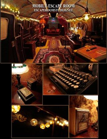 Wixom, Μίσιγκαν: Mobile Escape Room!