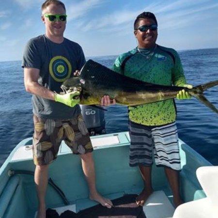 Huatulco Fishing Eduardo Photo