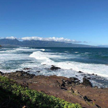 Paia, HI: Ho'okipa Beach Park
