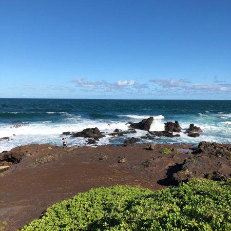 Paia, Havaí: Ho'okipa Beach Park