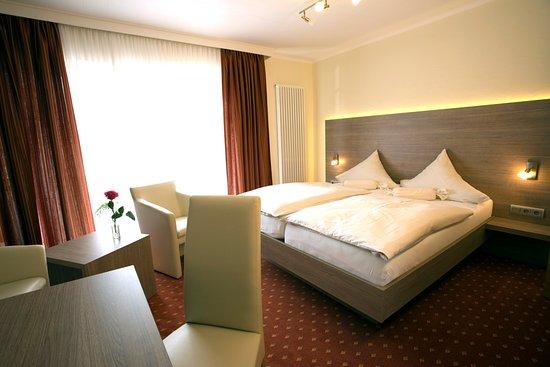 Hotel Forsthaus: Zimmerbeispiel Komfort im Gästehaus