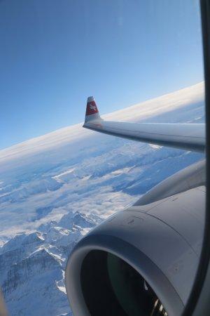 Swiss International Air Lines: Alpi