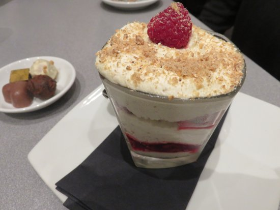 Lochleven Seafood Cafe: Traditional Scottish Cranachan