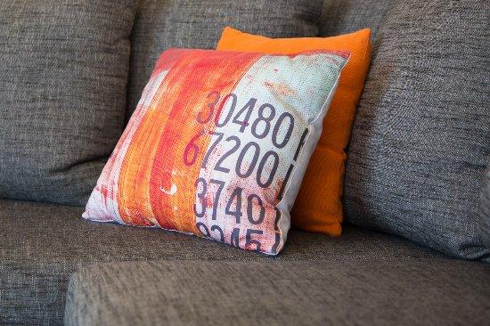 Mapua41South Holiday Accommodation: Orange Apartment interior