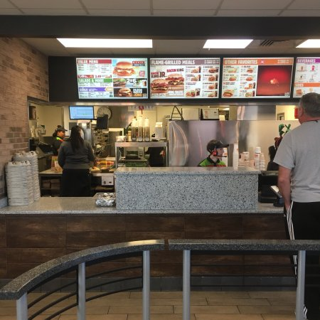 Dillon, SC: Burger King