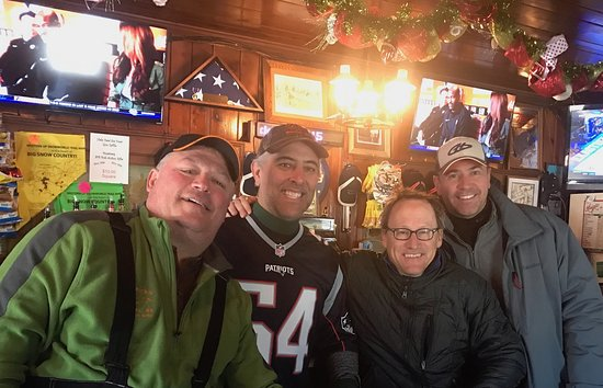 UP CHUCK'S Bar & Grill: A Must-Stop for Snowmobilers