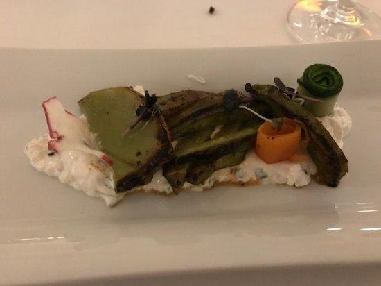 Le Blanc Spa Resort Cancun: cactus salad