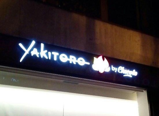 Yakitoro by Chicote: Nombre