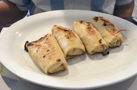 Bagel Tree Restaurant & Bakery: Cheese Blintzes