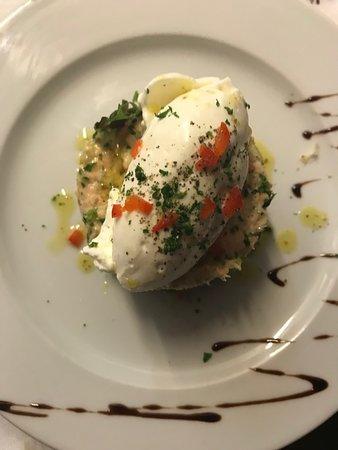 Bistrot de L'Oulette: Rillettes de saumon de Label rouge creme au citron vert