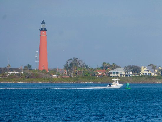 Smyrna Dunes Park Lighthouse From Beach