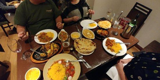 Baloo Indian Restaurant Northampton