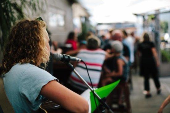 Live music nights at Manaia.