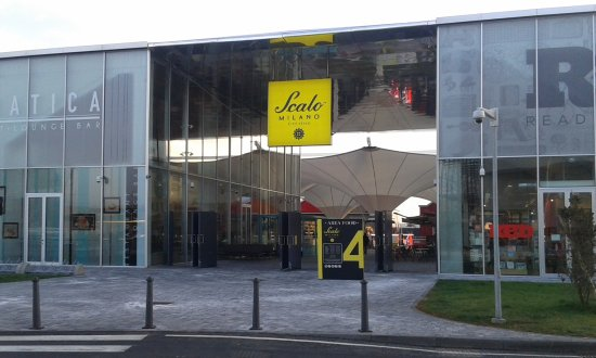 Scalo Milano Outlet & More: INGRESSO SCALO...